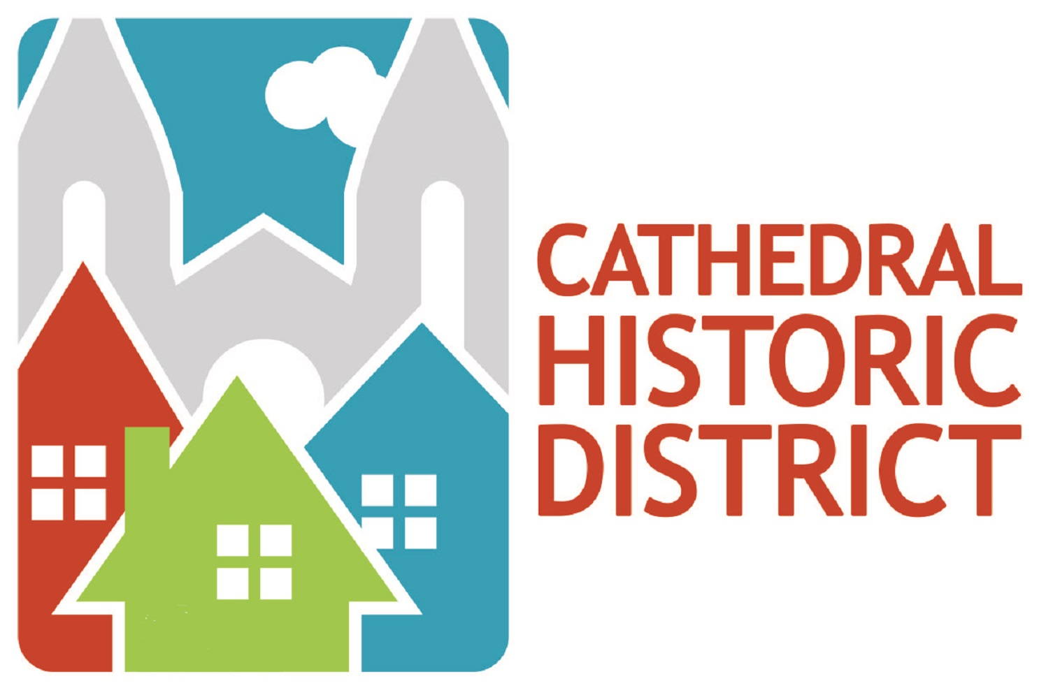 Cathedral Historic District logo