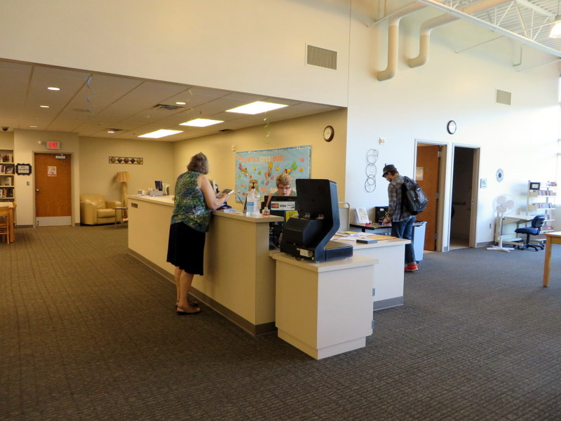 Hartford Branch interior 2014
