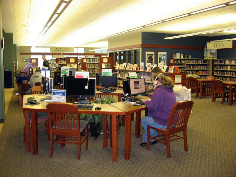 Computers, Teen and Adults