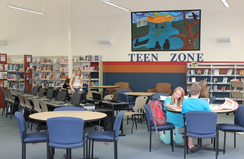 Brandon Teen Zone